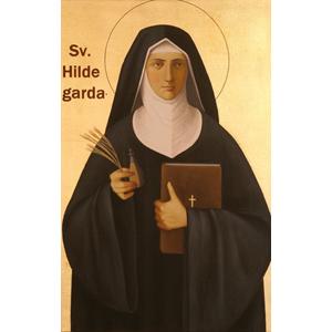 Hildegard von Bingen Steine