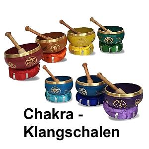 Klangschale Chakra