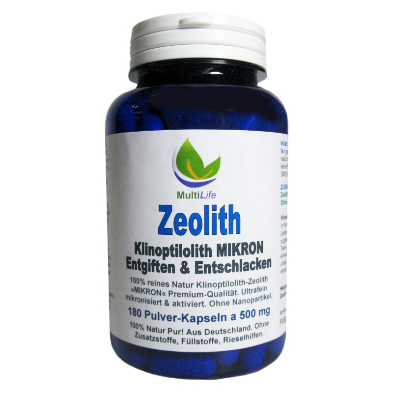 zeolith klinoptilolith mikron 180 kapseln a 500mg g nstig bei naturheilmittel heilsteine. Black Bedroom Furniture Sets. Home Design Ideas