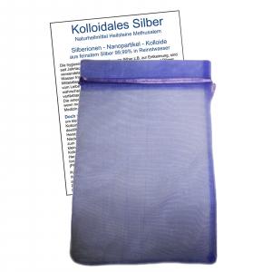3x 100ml Kolloidales Silber & Spray 50 PPM (300ml) 7-tlg