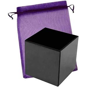 Shungit (Schungit) Würfel 5x5cm