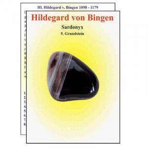 Hildegard von Bingen Sardonyx