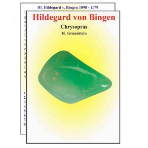 Hildegard von Bingen Chrysopras