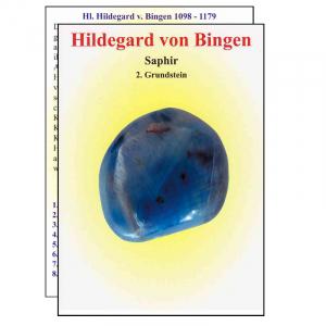 Hildegard von Bingen Saphir