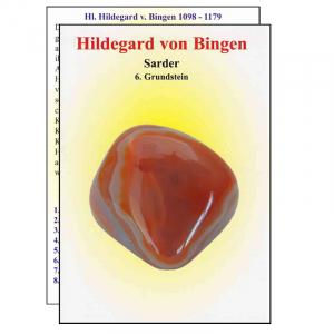 Hildegard von Bingen Sarder