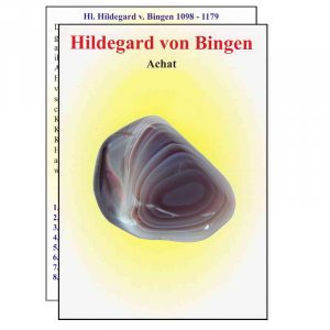 Hildegard von Bingen Achat