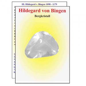 Hildegard von Bingen Bergkristall
