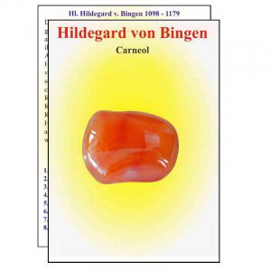 Hildegard von Bingen Carneol