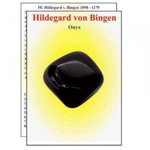 Hildegard von Bingen Onyx
