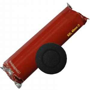 Räucherkohle 40mm Rauch & Rußfrei 10 Tabs je Rolle
