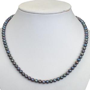 Tahiti Perlen Kette  ca.1-1,2 cm