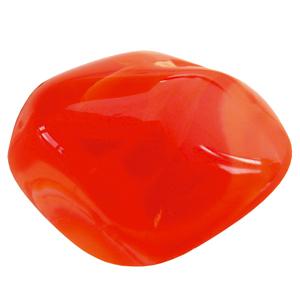 Carneol rot Schmeichelstein, ca. 2-4cm