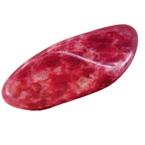 Thulit Schmeichelstein ca. 2-4cm
