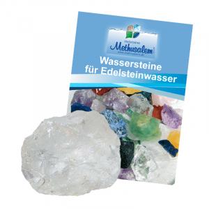 Wassersteine Bergkristall