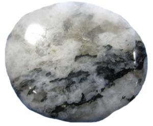 Mondstein Schmeichelstein, ca. 2-4cm