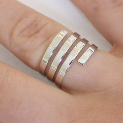 Feng Shui Ring Spirale