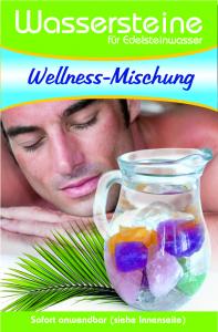 Wassersteinmischung Wellness