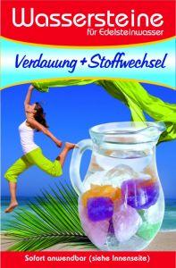 Wassersteinmischung Verdauung & Stoffwechsel 200gr.