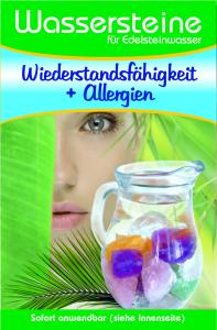 Wassersteinmischung Widerstandsfähigkeit & Allergien 200gr.