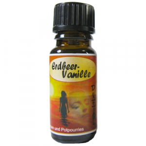 Duftöl Erdbeer Vanille 10ml Flasche