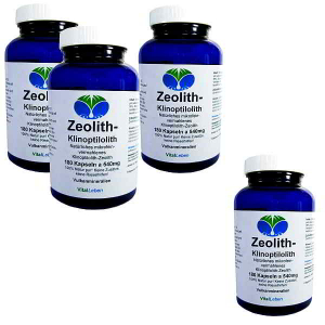 Zeolith Klinoptilolith 720 Kapseln