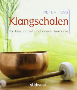 Therapie KLANGSCHALE GROSSE BECKENSCHALE 2000-2200g + BUCH von Peter Hess