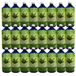ForeverFit Aloe Vera Trinkgel 24 x 1000ml Flasche