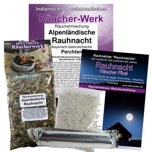 Alpenländische Rauhnacht 5-tlg Räucherset