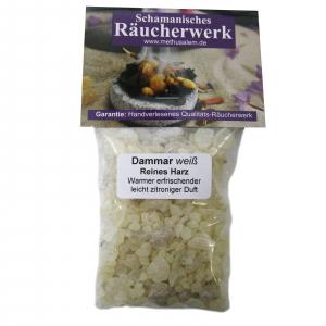 Dammar weiß Reines Harz 50ml